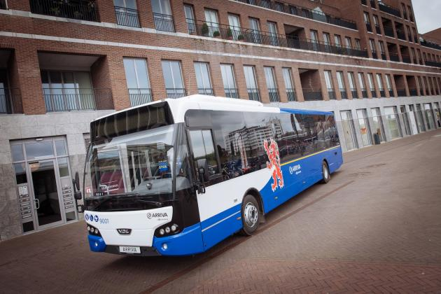 VDL delivers 228 buses for Limburg and Southeast Friesland and the West Frisian Islands concessions