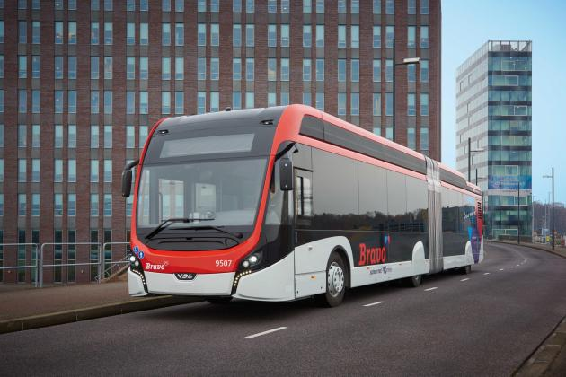 Sustainable electric city buses