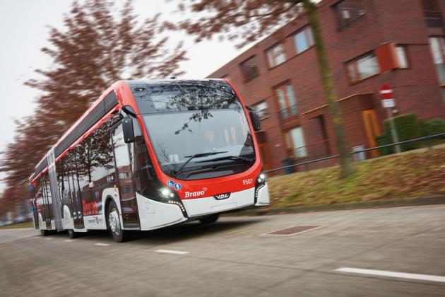 VDL Bus & Coach spreads wings into Spain