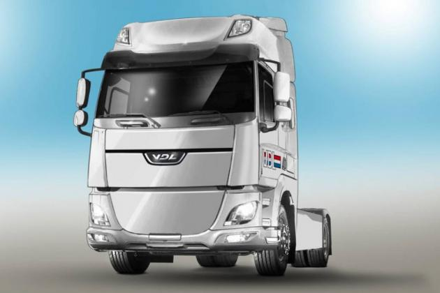 VDL Groep develops electric truck