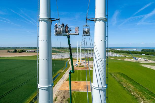 VDL to supply 104 new pylons to TenneT