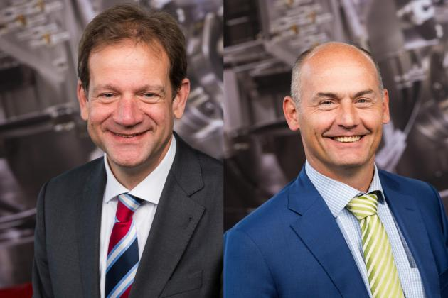 VDL Groep management changes